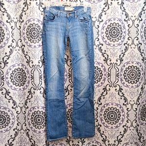 Abercrombie & Fitch Emma Stretch Jeans sz 00R
